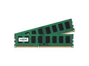 Crucial 16GB kit (8GBx2) DDR3 PC3-14900 Unbuffered NON-ECC 1.35V 1024Meg x 64