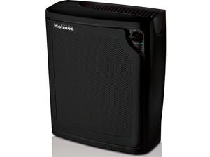 Holmes HAP8650B-U Allergen HEPA Large Console Air Purifier Black