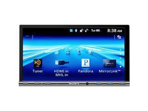 "Sony XAV-712HD Car DVD Player - 7"" Touchscreen LCD - 17:9 - 68 W RMS - Double DIN"