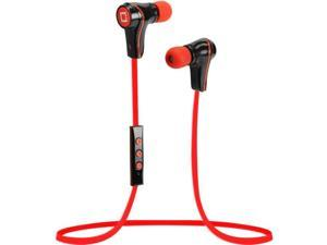 Cellet Plus RACER Bluetooth V3.0 Earphones for Sports - Red