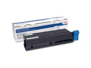 Oki Data 45807110 Toner 12,000 pages yield for B432dn, B512dn, MB492, MB562w&#59; Black
