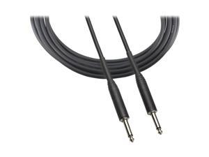 "audio-technica Model ATR-INST20 20 ft. 1/4"" - 1/4"" Phone Plug  Instrument Cable"