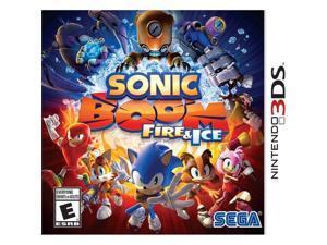 Sega Sonic Boom: Fire & Ice