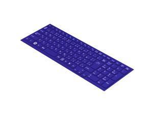 SONY VAIO Keyboard Skin - Portuguese - Dark Blue VGPKBV3/LI