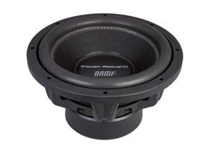 "POWER ACOUSTIK BAMF-152 BAMF Series Dual 2ohm Subwoofer (15""&#59; 3,800 Watt)"