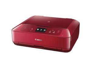 Canon PIXMA MG7720 Wireless Inkjet Photo All-in-One Printer - Red #0596C042