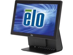 "Elo Touch Solutions 15E2 (E324801) 15.6"" 1366 x 768 @ 60Hz Intel Celeron J1800 (2.41 GHz) Dual Core 4GB DDR3L SODIMM 320GB 2.5"" 7mm SATA HDD Windows 7 Professional POS System"