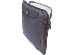 Brenthaven Collins 1971 Carrying Case (Sleeve) for Tablet - Indigo