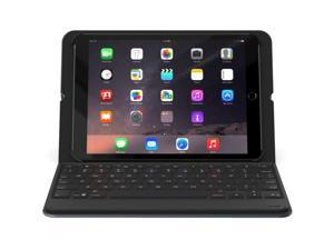 ZAGG messenger folio Keyboard Case for Galaxy Tab E 9.7 - Black