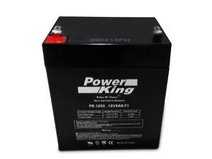 Cyberpower CP500HG, CP550HG, CP550SLG 12V4.5/5.0Ah Rechargeable Replacement Battery