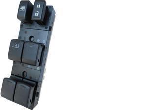Nissan Altima Master Power Window Switch 2007-2012 OEM (4 Cylinder Engine)