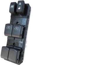 Nissan Altima Master Power Window Switch 2007-2012 OEM (6 Cylinder Engine)