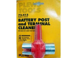 Car Battery Post and Terminal Cleaner Great & Simple Auto Tool- USA