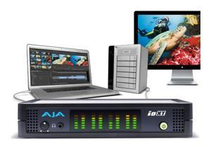 AJA Io XT Pro Capture & Playback Device with Thunderbolt (HD &SD 4:2:2 &4:4:4)