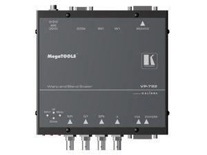 Kramer VP-792 Multi-Format to DVI/HDMI Scaler with Warp/HQV/Edge Blend