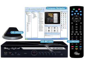 Key Digital KD-CCKIT1000 Wired/LAN Master Controller Kit
