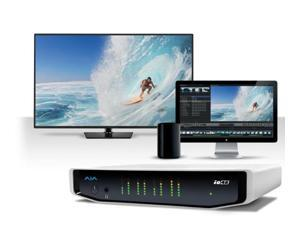 AJA Io 4K 4K and HD I/O for Thunderbolt 2