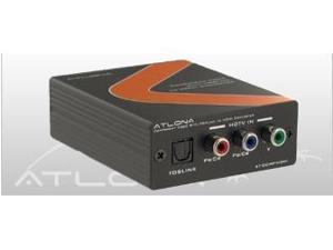 Atlona AT-COMP-HDMIN Component + Optical to HDMI Converter