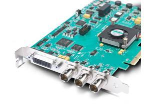 AJA KONA LHe Plus HD-SDI / Analog Video Capture & Playback PCI Card
