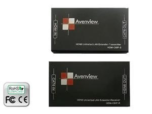 Avenview HDM-C6IP-SET HDMI UNLIMITED LAN Extender Over Single CAT6