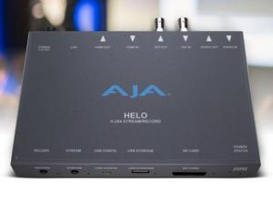 H.264 recording and streaming stand-alone appliance