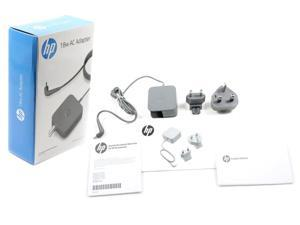 New HP Omni 10 18W Tablet PC European Origin AC Adapter WAD007 746062-001