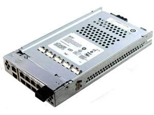 Dell PowerEdge 1855 1955 10 Port Gigabit Ethernet Module BMX-PHY HJ574