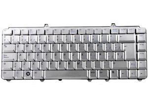 Dell Inspiron 1545 PN691 Silver Spanish Keyboard