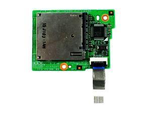 DELL Vostro V130 Card Reader Circuit Board H9WVR