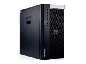 DELL Precision T7600 - Xeon E5-2630 (15M Cache, 2.30 GHz) - 16GB - 160GB HDD - DVD-ROM - Front panel is missing CPU socket#2 is damaged - WIN 7 Pro - C0RXSW1