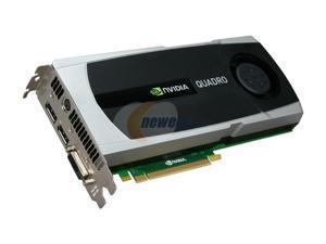 NVIDIA Quadro 5000 VCQ5000-PB 2.5GB 320-bit GDDR5 PCI Express 2.0 x16 Workstation Video Card