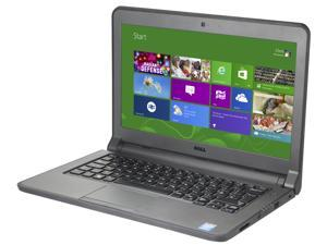 "DELL Laptop Latitude 3340 Intel Core i3 4005U (1.7 GHz) 4 GB Memory 500 GB HDD Intel HD Graphics Screen 13.3"" WINDOWS 8.1 64 bit"