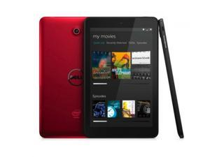 "DELL Venue 8 3830 8"" Multi-Touch Display 16 GB Storage 1 GB Memory T02D001-RED"