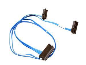 Dell 33 inch SAS / SATA 2-drop Hard Drive Cable KD923 -Pack of 2