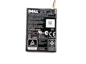 Genuine DELL 3.6V 1.6Wh 460mAh T40JJ Rechargeable Li-ion Battery - 37CT1 -For DELL H710 H710P H810 PowerEdge Server