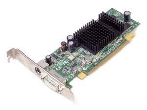 ATI RADEON X600 - 128 MB DDR SDRAM - PCI-E x16 Low Profile - DVI-I - S-Video Output- Video Graphics Card - CD453