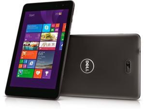 """Dell Venue 8 Pro 3845 - 8.0""""(Inch) IPS Display - Atom Z3735G up to 1.83GHz Quad-Core - 32GB SSD - 1GB Memory - Microsoft Windows 8.1 with Bing 32-bit Installed - F95KT22"""