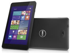 Dell Venue 8 Pro 5830 Intel Atom Z3740D up to 1.83 GHz - 32GB SSD - 2GB Memory -  Intel(R) HD Graphics - Windows 8.1 Installed - 1V0H7Z1
