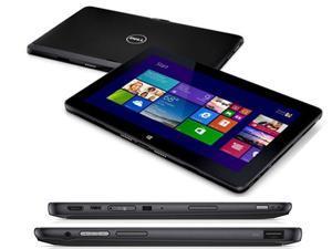 "DELL Venue 11 Pro 7130 MS - Core i3-4020Y 3M Cache, 1.50 GHz - 4GB Memory / 128GB SSD - 10.8"" HD Display - HD Graphics Tablet Windows 8.1 WiFi Micro-USB Color Black- 8FZ5S02"