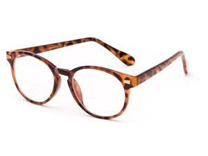 Readers.com The Actor Bifocal +3.00 Light Brown Tortoise Reading Glasses