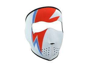 Zan Headgear Full Face Mask Bowie OSFM