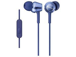 SONY MDR-EX250AP Canal type earphone with Remote control & Microphone