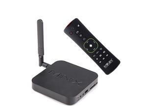 MINIX NEO X8-H Plus Android TV Box Amlogic S812 Quad Core 2.0GHz 2G/16G 802.11ac 2.4/5GHz WiFi H.265 4K 2160P XBMC IPTV Smart TV