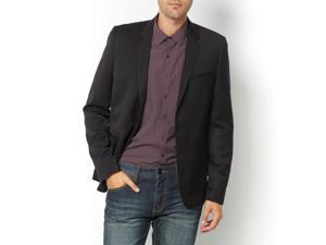 La Redoute Mens Dinner-Style Jacket Black Size Us 16