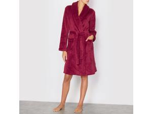Le Chat Womens Basic Le Chat Bathrobe Red Size Us 14 - Fr 44
