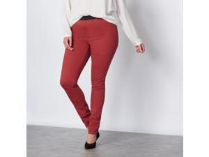 Castaluna Womens Coloured Twill Jeggings Red Size Us 28 Fr 58