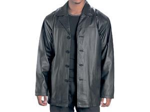 Mens Leather Coat Style LB4832