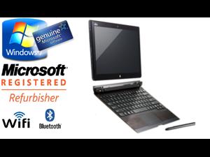 "Fujitsu Stylistic Q704 12.5"" Tablet PC Win 7 Pro 64 1.6 GHz Core i5-4200U 4GB 128GB SSD with Keyboard Dock"