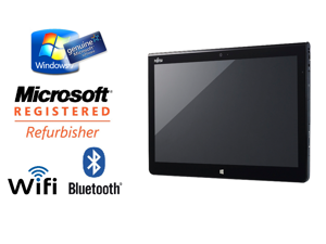"Fujitsu Stylistic Q704 12.5"" Tablet PC Win 7 Pro 64 Bit 1.6 GHz i5-4200U 4GB DDR3 128GB SSD"