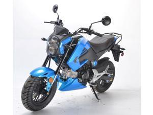 Vader 125cc Street legal with 4 Speed Manual Transmission Sport Bike